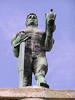 Vajarstvo-skulpture 150px-Kalemegdan_2