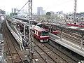 Kanagawa-Shinmachi Station 01.jpg