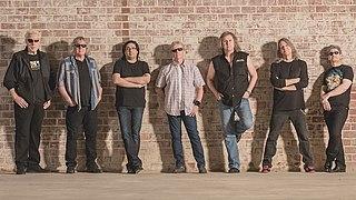 Kansas (band) American progressive rock band