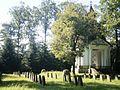 Kaplica na cmentarzu nr 192 w Lubince 11.JPG