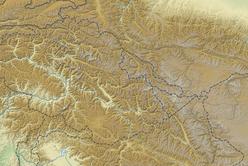 Depsang Plains befindet sich in Karakoram