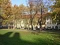 Karlínské náměstí, Kollárova.jpg