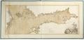 Karta över Bottniska viken, Finska viken samt östra Uppland södra Finland, Estland, 1779 - Skoklosters slott - 98056.tif