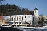 Kartausenkirche aggsbach winter.jpg