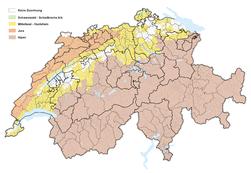 Karte Berggebietsregionen der Schweiz 2013.2.png