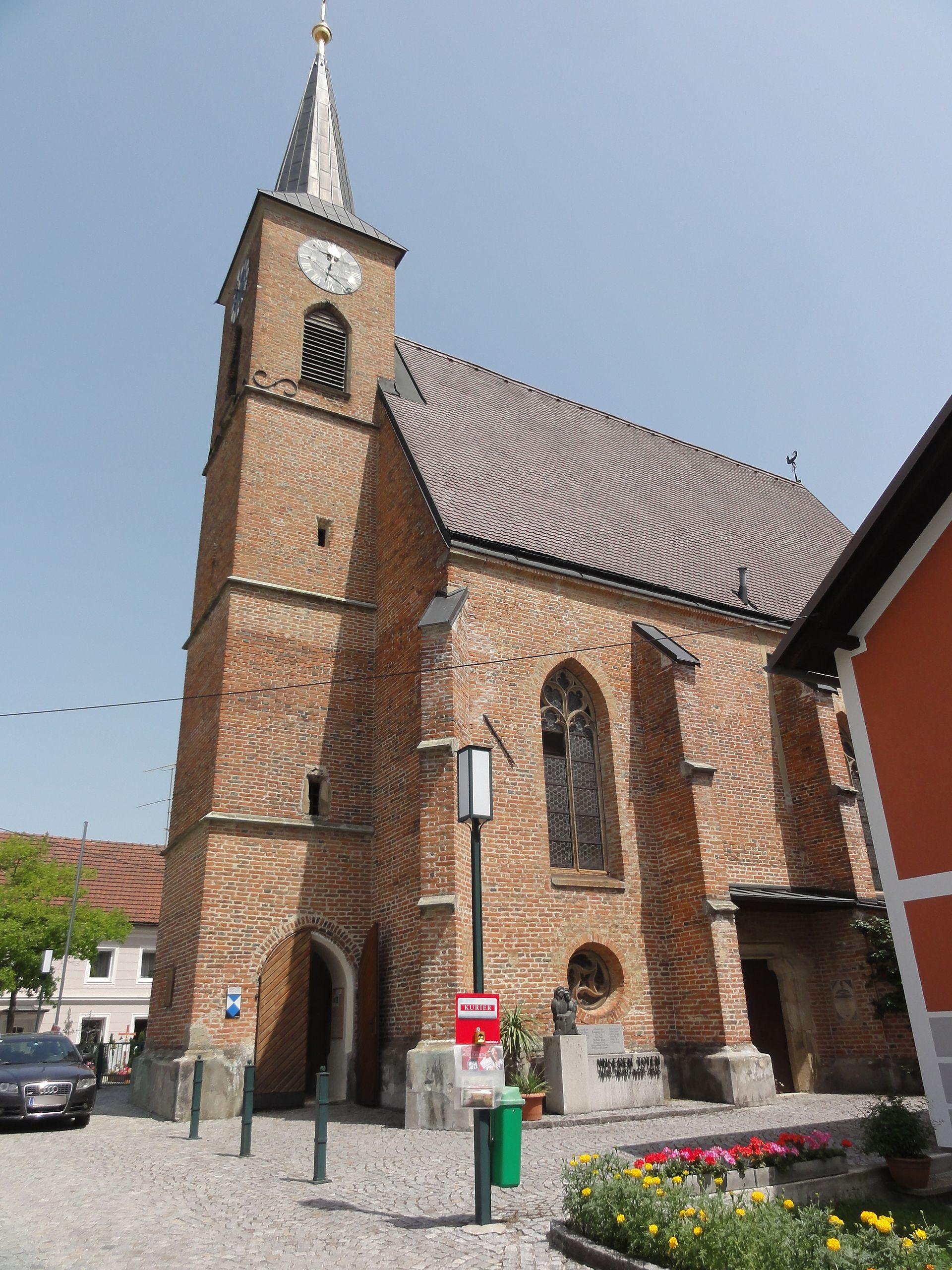 Sankt Georgen Bei Grieskirchen