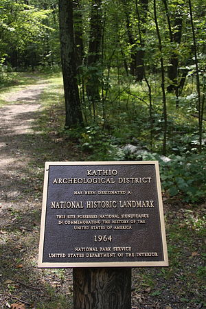Mille Lacs Kathio State Park - Kathio Archeological District