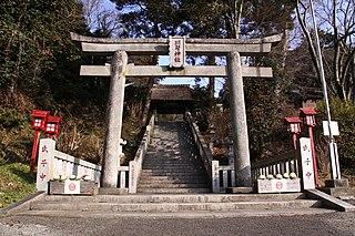 川勾神社鳥居(Wikipediaより)