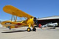 Kaydet & Texan - Cavanaugh Flight Museum (9212482258).jpg