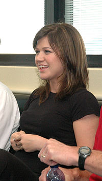 Kelly Clarkson at Joint Reserve Base Naval Air Station in Fort Worth Texas.jpg