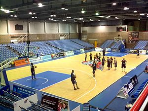 Kelvin Hall International Sports Arena - Basketball venue