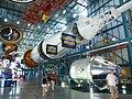 KennedySpace Center (NASA) SATURN-V (15824288022).jpg