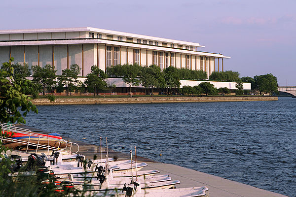 Kennedy Center Kennedy Center at Sunset.jpg