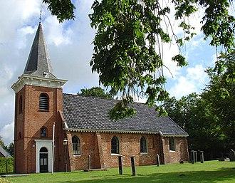 Wedde - Church of Wedde in 2008
