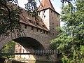 Kettensteg over Pegnitz River in Nuremberg.jpg