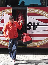 Strootman ai tempi del PSV