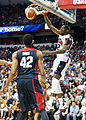 Kevin Durant dunks USA basketball 2015 140801-F-AT963-843.JPG