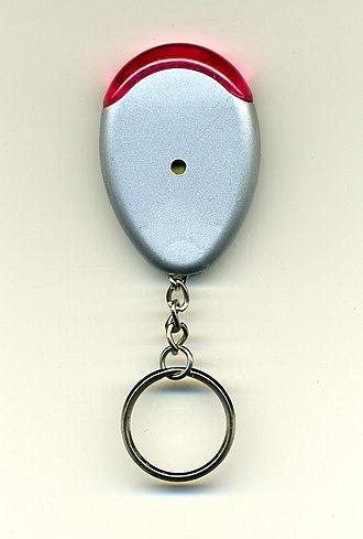 Key finder - Image: Keyfinder 001