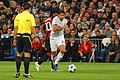 Khedira con Ronaldinho (5097602115).jpg