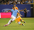 Khiry SHelton NYCFC vs. Houston Dynamo- 5-30-2015 (18286050212).jpg