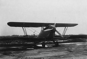 Kawasaki Ki-10 - Ki-10 Model 1