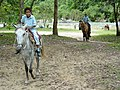 Kids on Horseback by the River - Jarabacoa - Dominican Republic.jpg