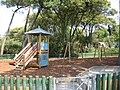 Kids playground - by Mudeford car park - geograph.org.uk - 782379.jpg