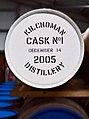 Kilchoman Cask No. 1.jpg