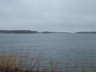 Killarney, Manitoba - Killarney Lake, located within the town of Killarney