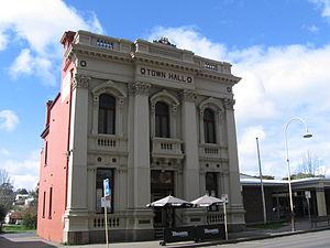 Shire of Kilmore - Location in Victoria