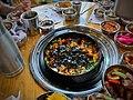 Kimchi fried rice at Kang Ho-dong Baekjeong, Buena Park CA.jpg