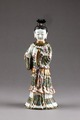 Kinesisk figur från 1800-talet - Hallwylska museet - 95964.tif