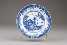 Comparable Design In Chinese Export Porcelain C 1760