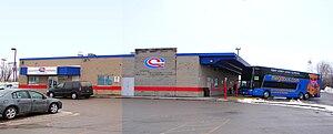 Kingston Bus Terminal - Image: Kingston Bus Terminal