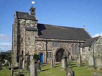 John Dalrymple, 1st Earl of Stair - Kirkliston Parish Church, where Stair is buried