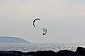 Kite surfer on the beach of Wissant, Pas-de-Calais -8081.jpg