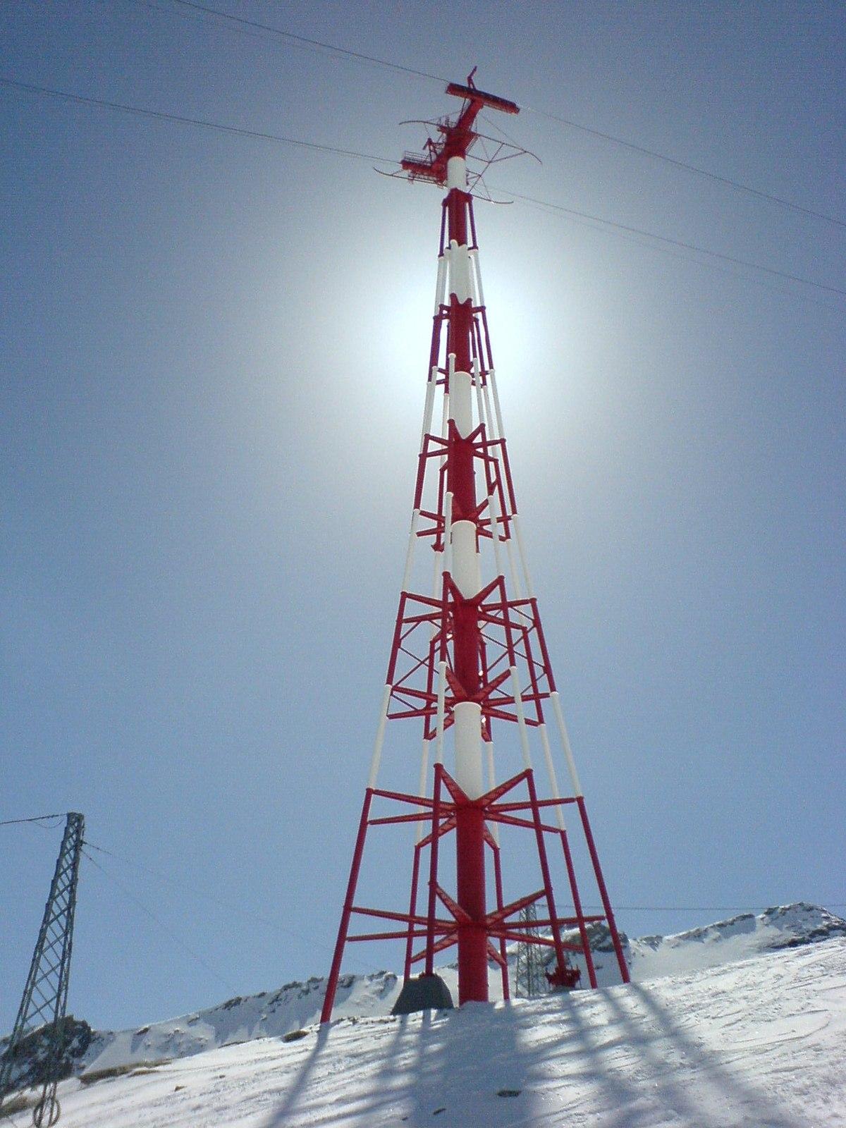 Tallest Aerial Lift : Glacial aerial tramway kaprun iii wikipedia