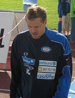 Kjetil Rekdal Norwegian association football player and manager