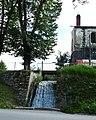 Klášter Vyšší Brod, přepad z rybníka.jpg