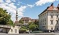 Klagenfurt Villacher Ring Dorotheum und Heiligengeistkirche 18072016 3116.jpg