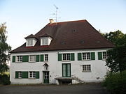 Kloster Heggbach Mühle
