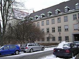 Kloster winter