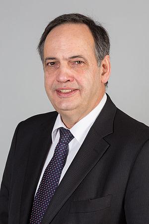 Knut Fleckenstein - Image: Knut Fleckenstein MEP, Strasbourg Diliff
