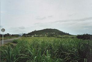 Kohama Island - Image: Kohama Mountain