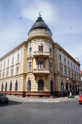 Kolomyia - Old building in Kolomyia