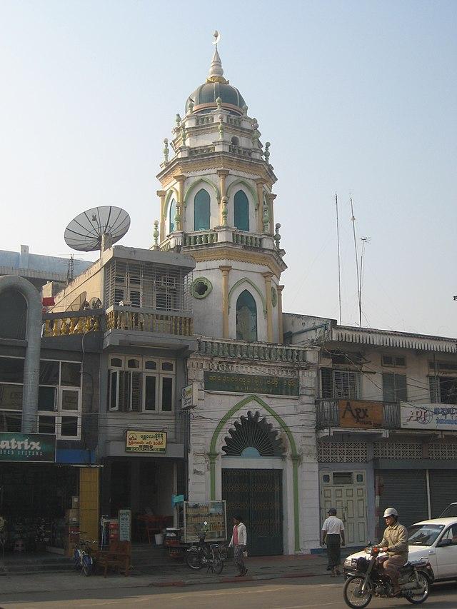 Islam in Myanmar - Wikiwand