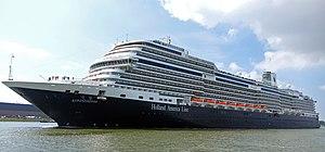 MS Koningsdam - Image: Koningsdam (ship, 2016) 003