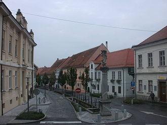 Slovenske Konjice - Old Square