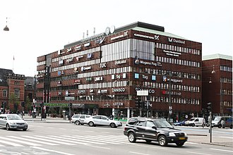 Industriens Hus - The old Industriens Hus, 2009