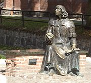 Statue at Olsztyn (Allenstein)